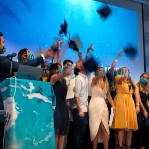 MARRES graduation 2020