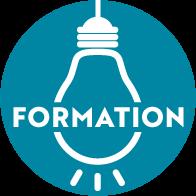 Newsletter RH - Icône FORMATION