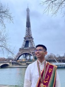 Jerome Eiffel Tower